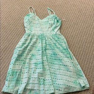 Dresses & Skirts - Green Dress